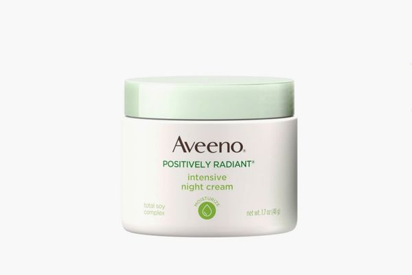 Aveeno Positively Radiant Intensive Night Cream With Vitamin B3
