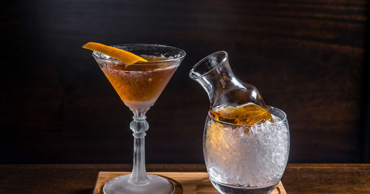 New York's Next Big Cocktail Destination Opens Tonight