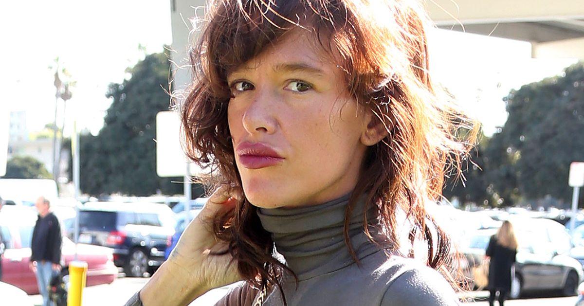 Actress Paz de la Huerta Says Harvey Weinstein Raped Her Twice
