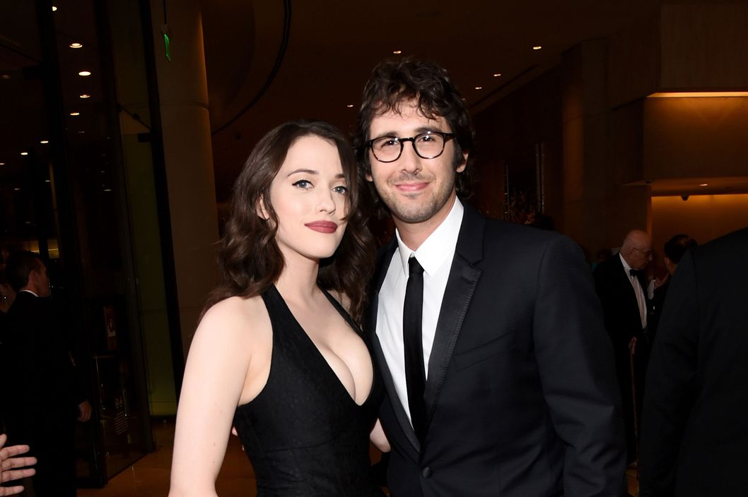 Josh Groban and Kat Dennings are Dating (Photo : Getty )