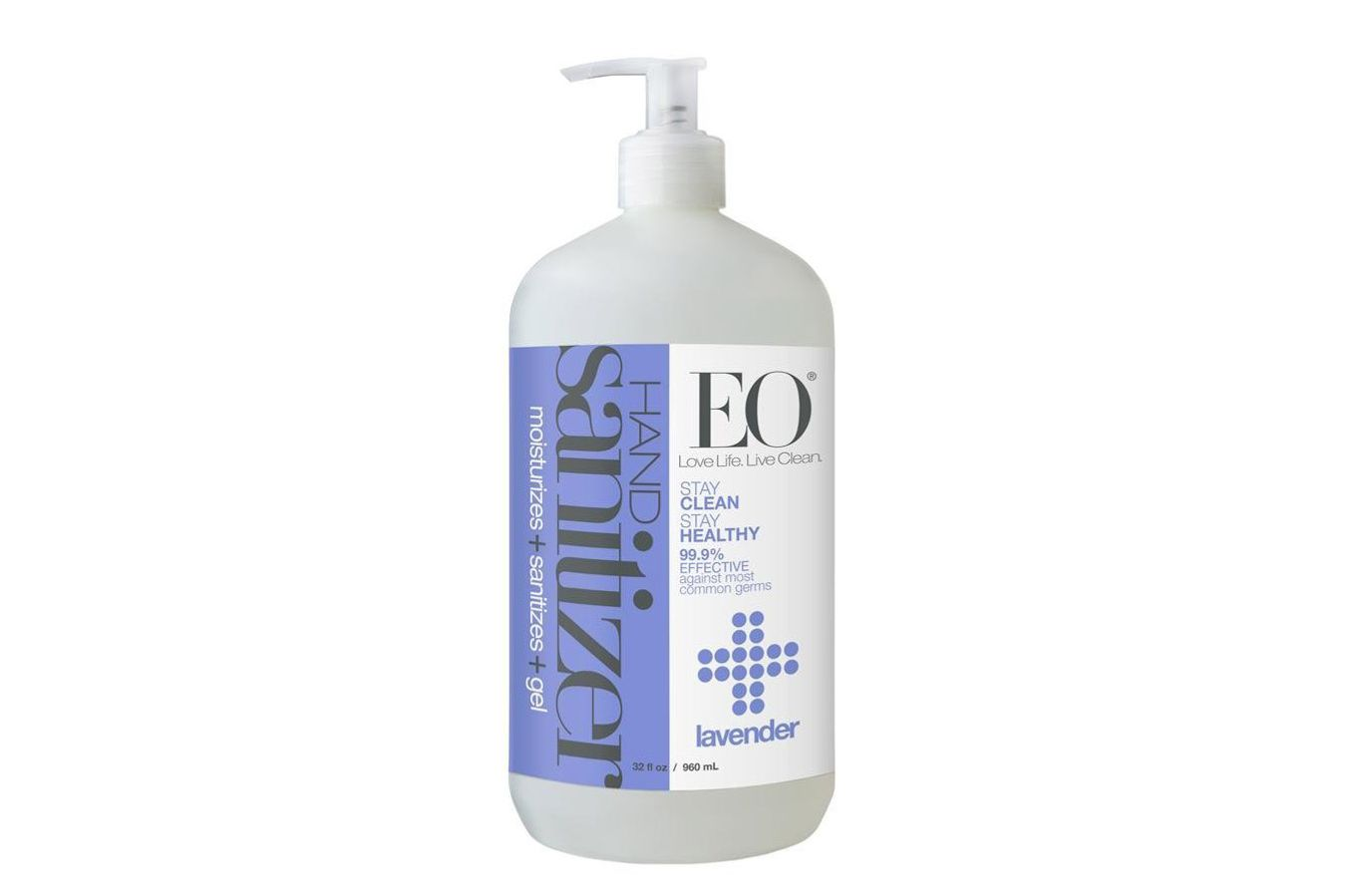 EO Botanical Hand Sanitizer Gel