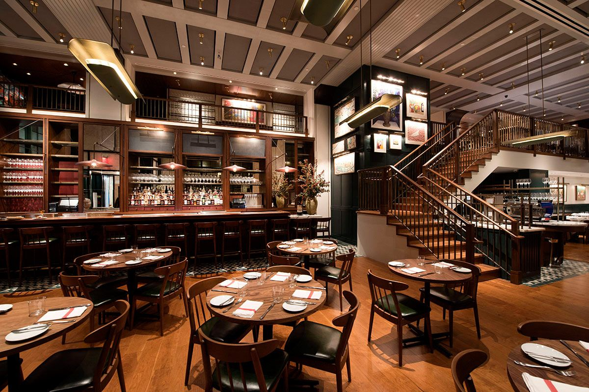 Danny Meyer Opens A New Union Square Cafe In Nyc