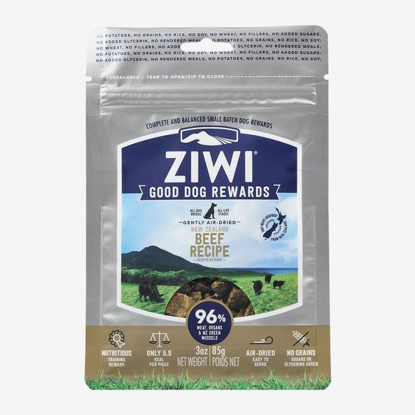 Ziwi Good Dog Rewards Air-Dried Beef Dog Treats