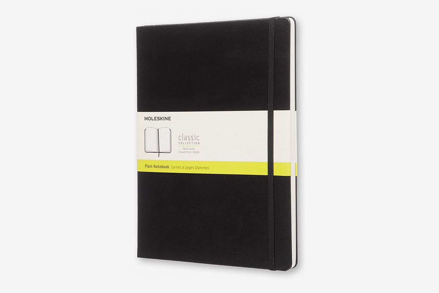 Moleskine Classic Notebook Hard Cover, XL