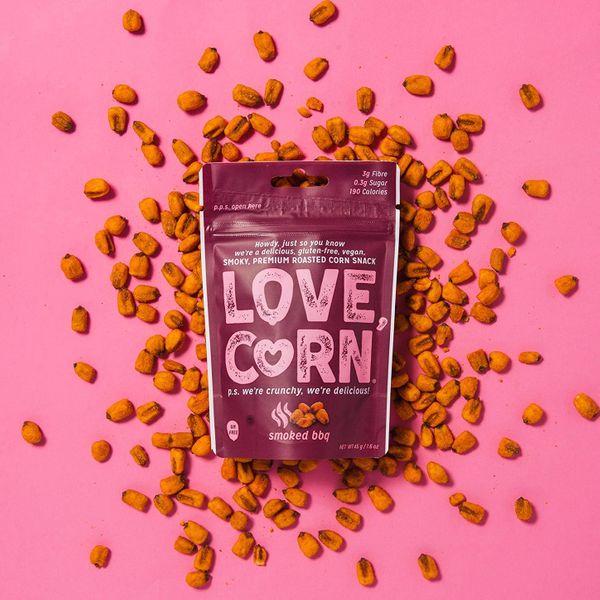 Love Corn - Premium Crunchy Corn
