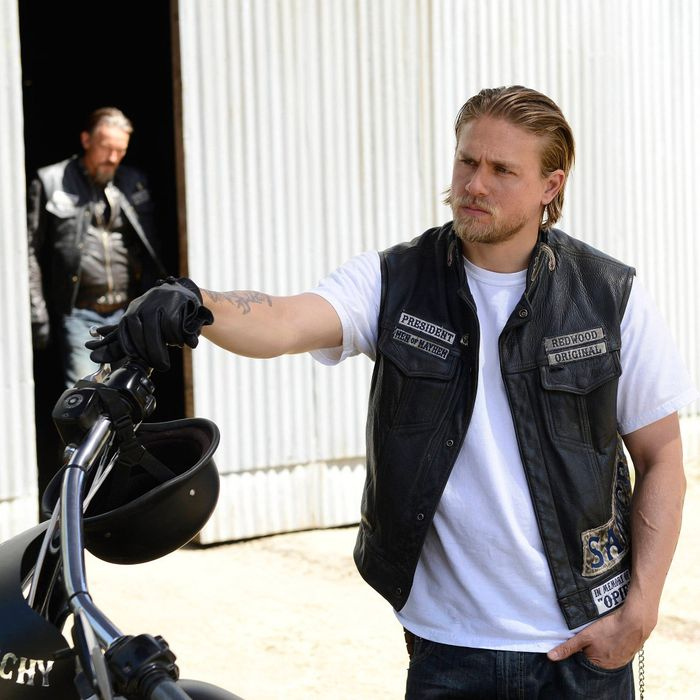 SONS OF ANARCHY Wolfsangel