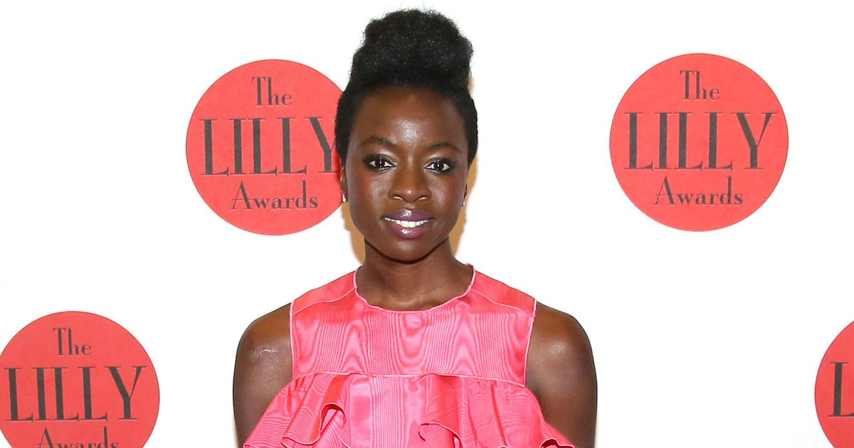 Eclipsed's Danai Gurira's Advice to Young Female Writers: 'Go Where You Are Loved'