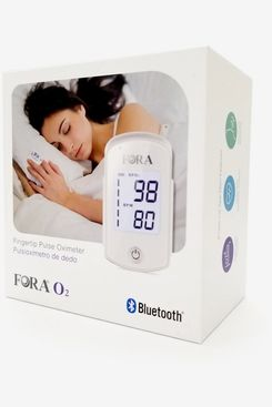 FORA SpO2 Bluetooth 4.0 Fingertip Pulse Oximeter