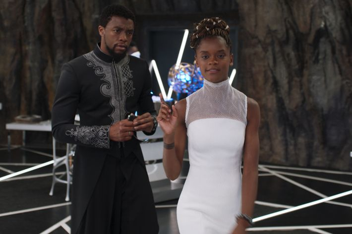 Black Panther Costume Designer Ruth E Carter On 8 Looks