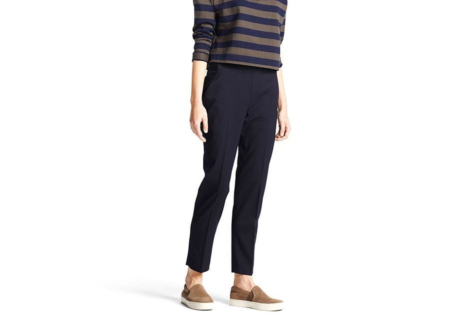 3a2bfffc03f Uniqlo Women s Smart Style Ankle Pants at Uniqlo