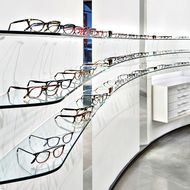 The Barton Perreria store in NYC. Photographed by John Muggenborg.