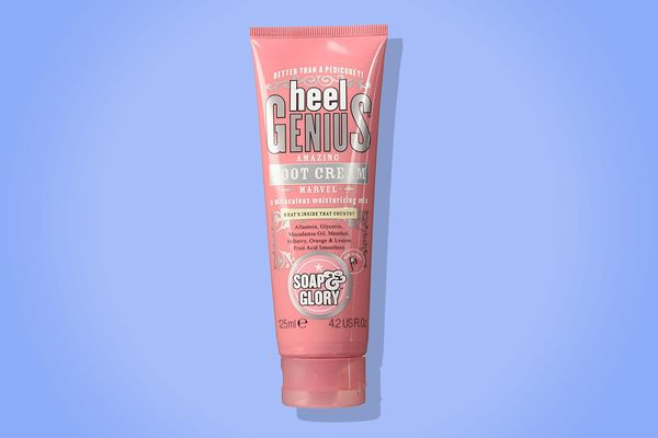 soap and glory heel genius - strategist best skin care products and best foot gel