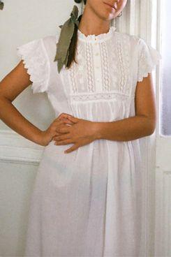 Salter House Polo Short Sleeve Nightdress