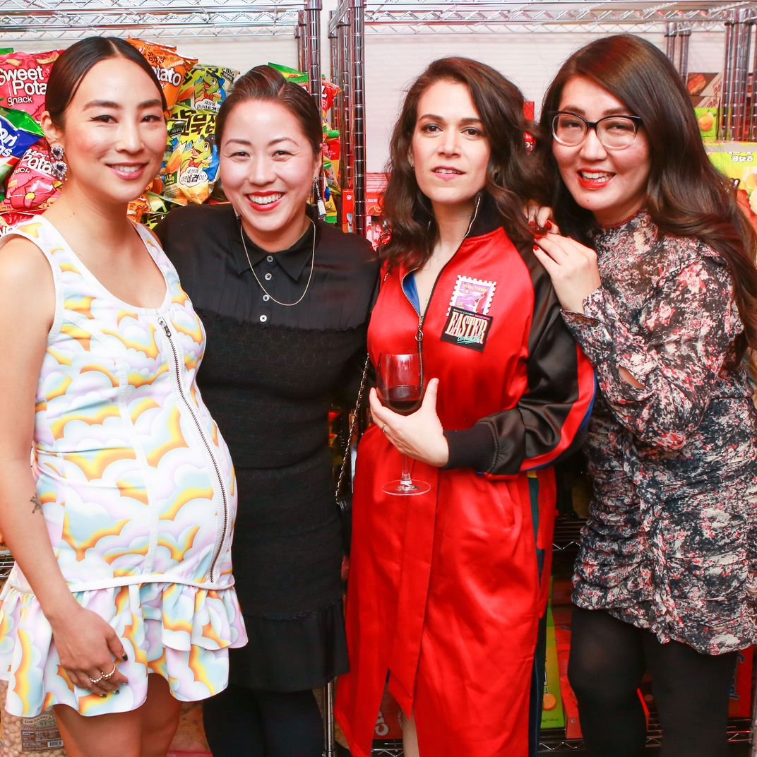 933b5e2348ed Opening Ceremony Hosts Lunar New Year Fashion Week Party