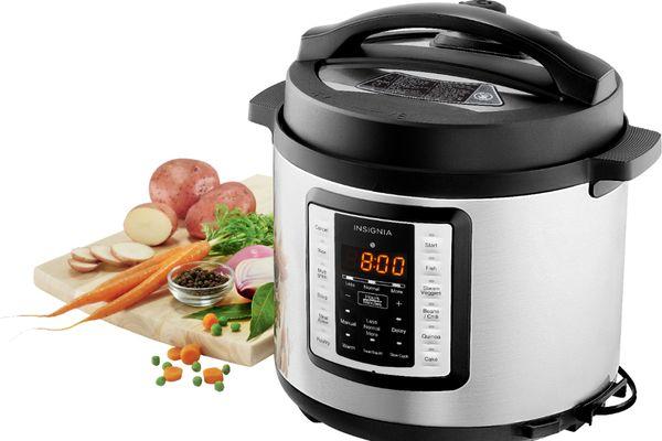 Insignia 6-qt Multifunction Pressure Cooker