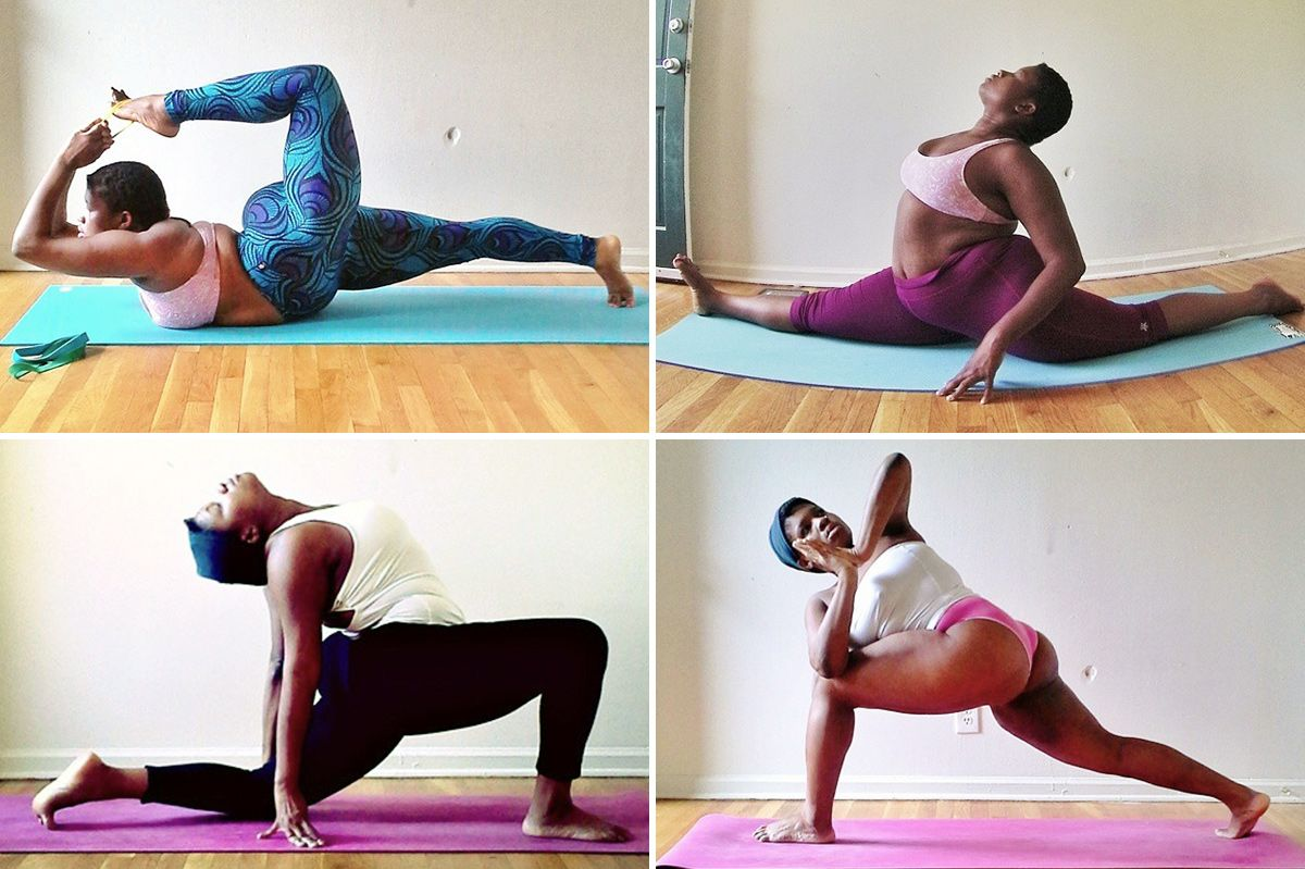 A Prominent Yogi On Fat Yoga Instagram And Changing Stereotypes