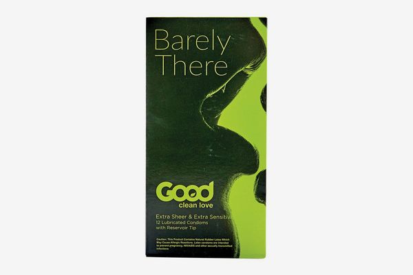 Good Clean Love Barely There Condoms, 12 Count