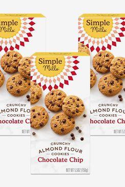 Simple Mills Almond-Flour Chocolate-Chip Cookies (3-Pack)