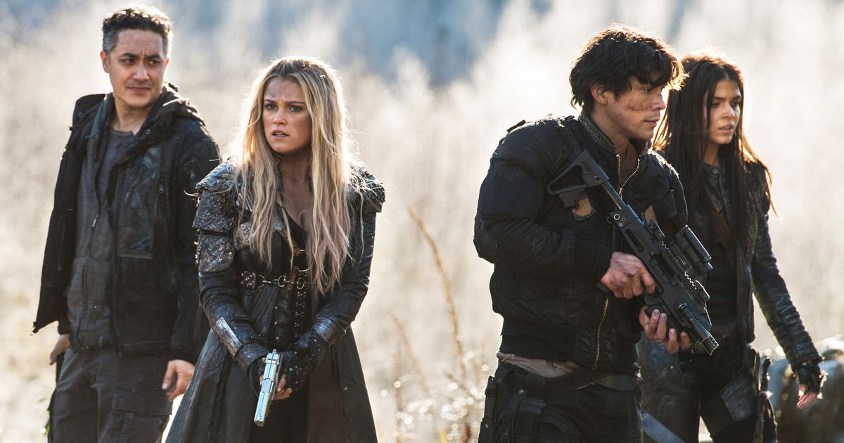 The 100 Recap: Ghost Stories