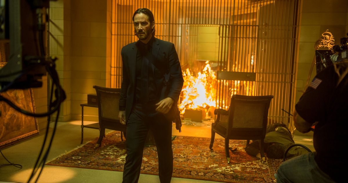 How John Wick Became the Decade's Most Unusual Action Movie