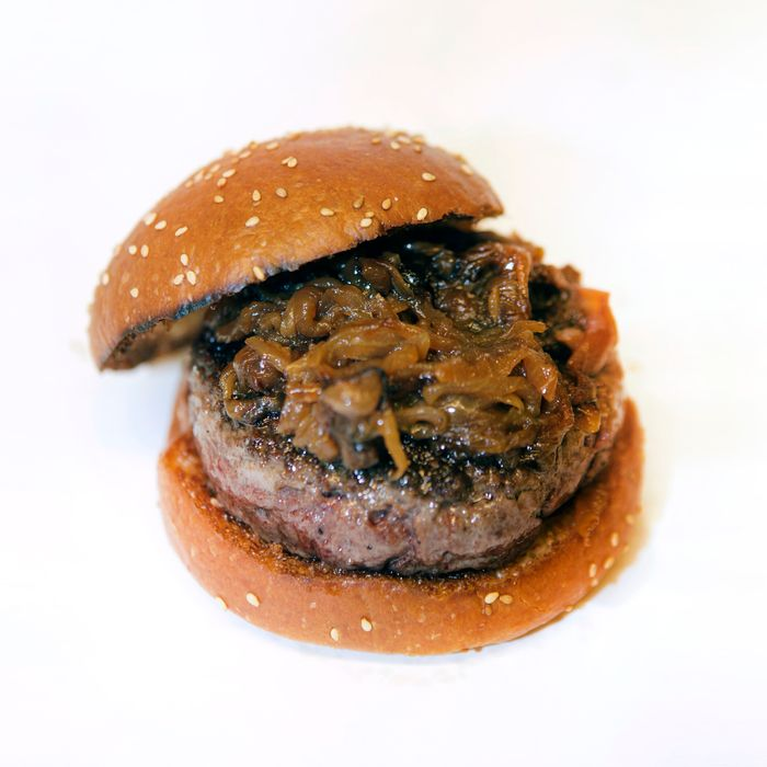 The only black label burger that matters!