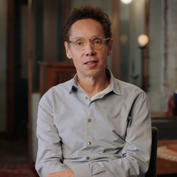 Malcolm Gladwell Teaches Writing