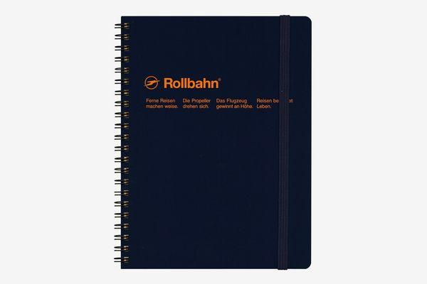 Rollbahn Pocket Memo Notebook