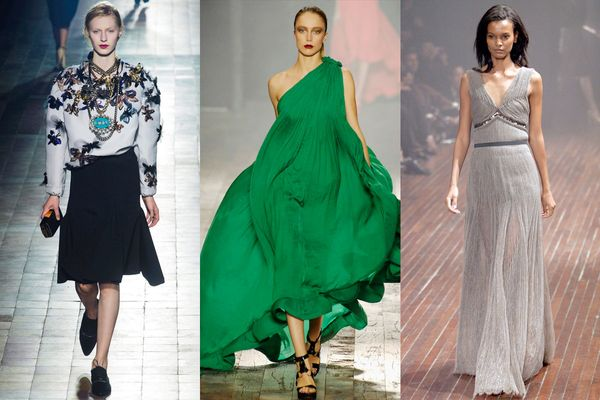 The 30 Best Looks by Alber Elbaz at Lanvin
