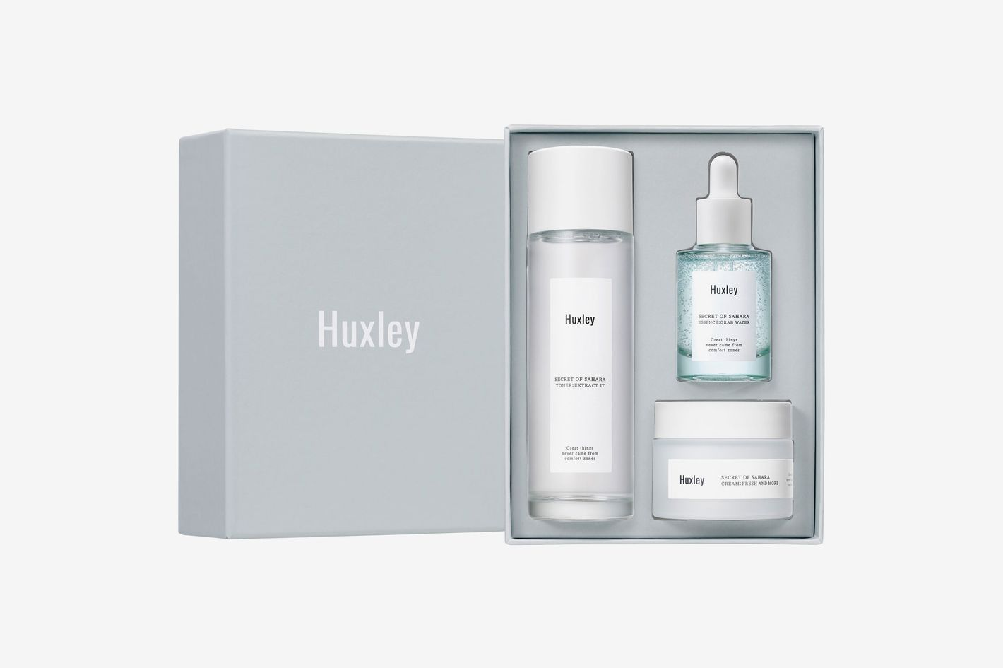 Huxley Hydration Trio
