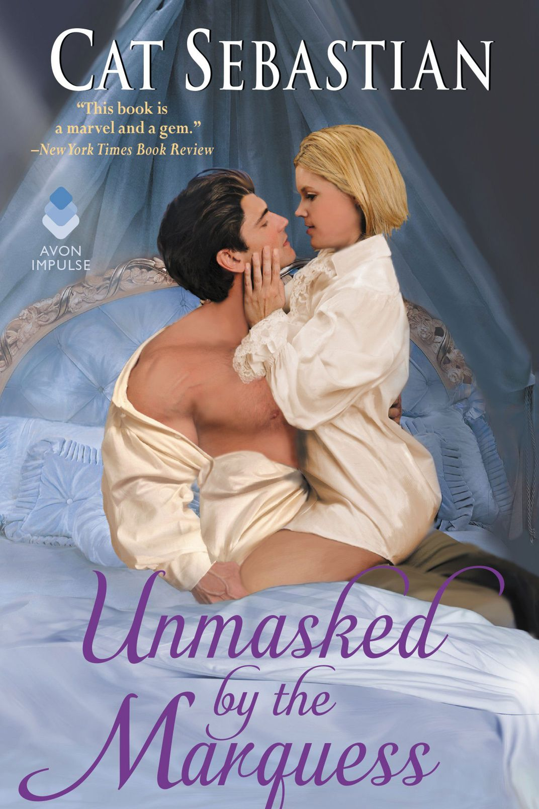 <em>Unmasked by the Marquess</em> by Cat Sebastian