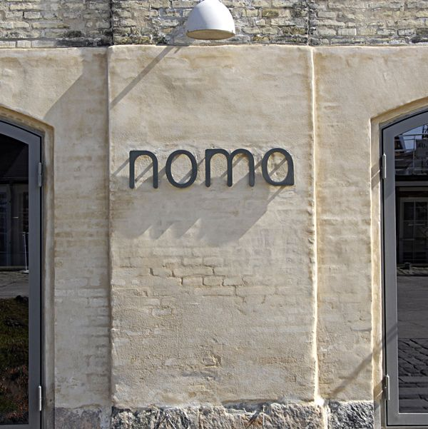 Noma Held a Secret Dinner on Wall Street This Week