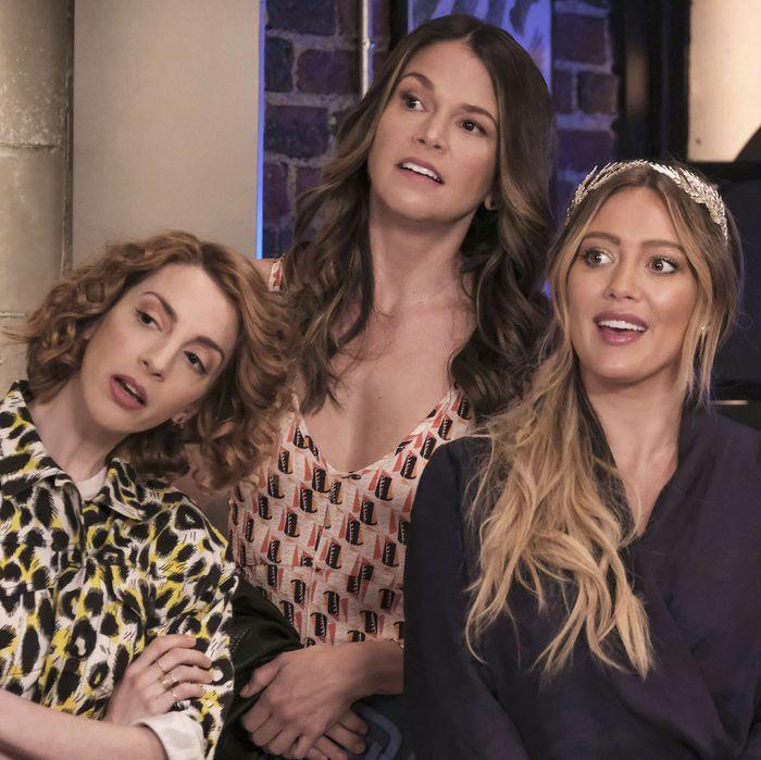 younger recap season 5 episode 10 girls on the side