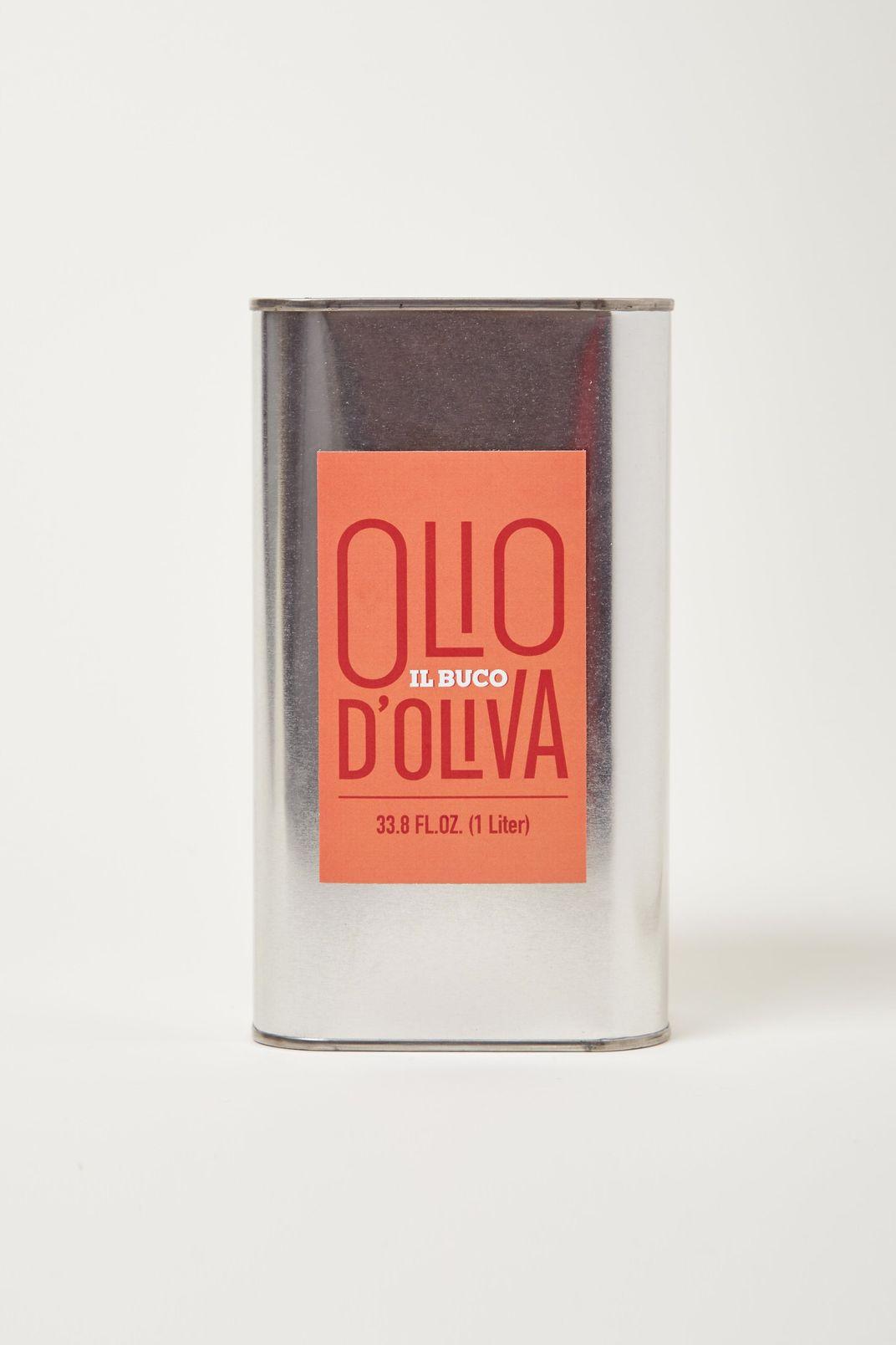 Il Buco Alimentari Moraiolo Olive Oil From Umbria