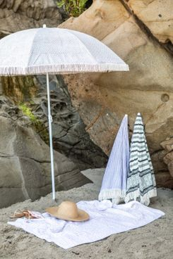 Kerry Cassill Beach Umbrella