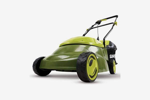Sun Joe MJ401E-PRO 14 inch 13 Amp Electric Lawn Mower w/Side Discharge Chute