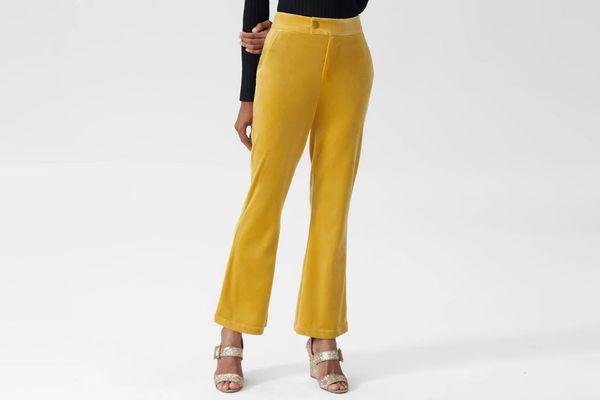 Universal Standard Farrah Velvet Pants