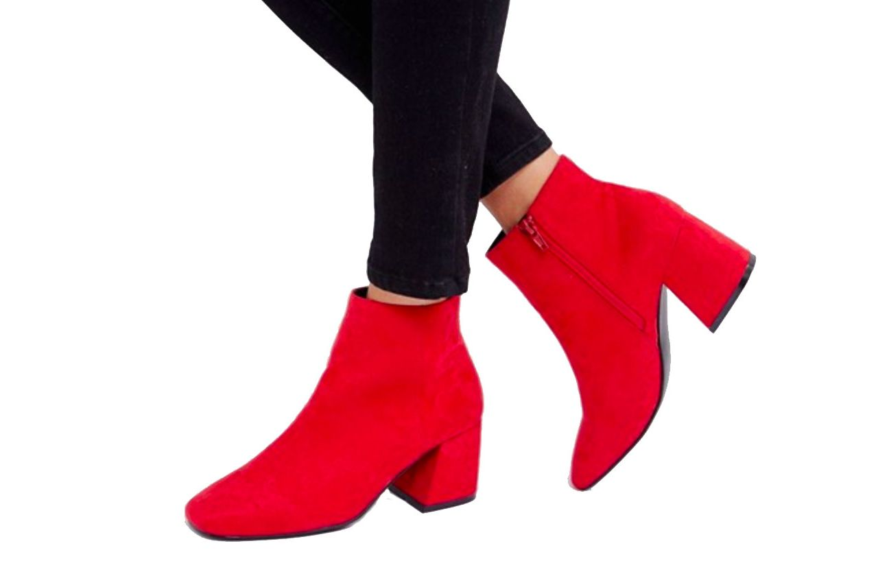 Reach Up Ankle Boots