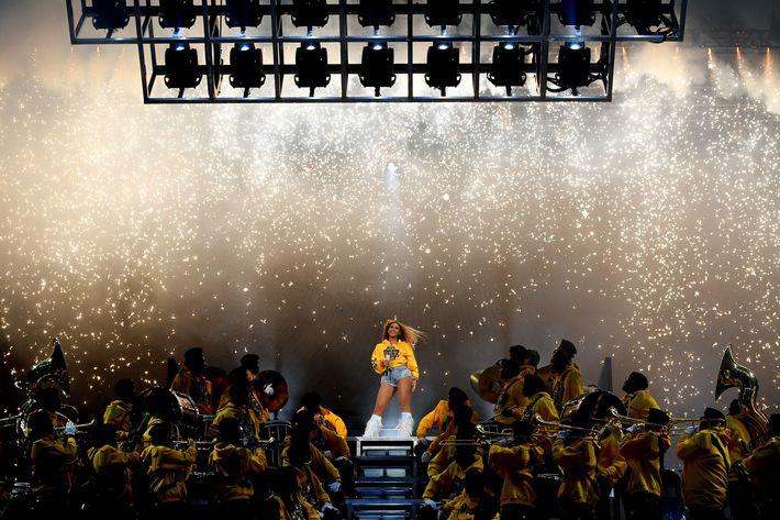 Beyonce at Coachella.
