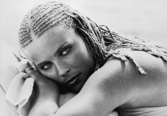 Bo Derek scored a perfect <i>10 </i>with her beaded braids and flesh-toned one-piece. Succeeding Farrah Fawcett as the swimsuit sex symbol du jour, Derek mastered the slow-mo beach run years before Pamela Anderson ever watched the bay. Plaited at home by a department-store cosmetics manager, Bo's cross-cultural cornrows took twelve hours to create.