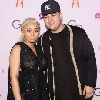 Blac Chyna Birthday Celebration And Unveiling Of Her