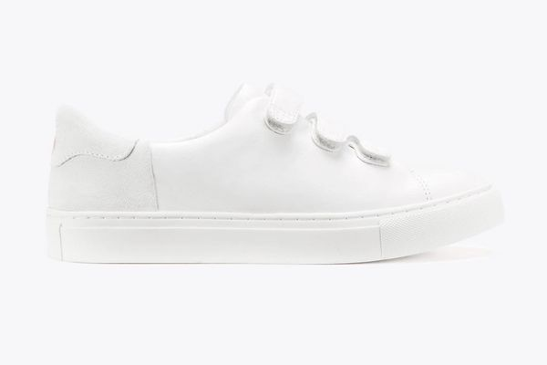 Triple-Strap Sneakers