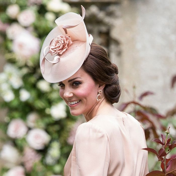 The Best Worst And Nest Iest Hats From Pippa Middletons Wedding