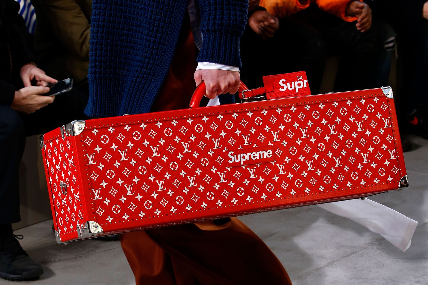073891144c94 The Supreme and Louis Vuitton Collab Was a Brilliant Troll