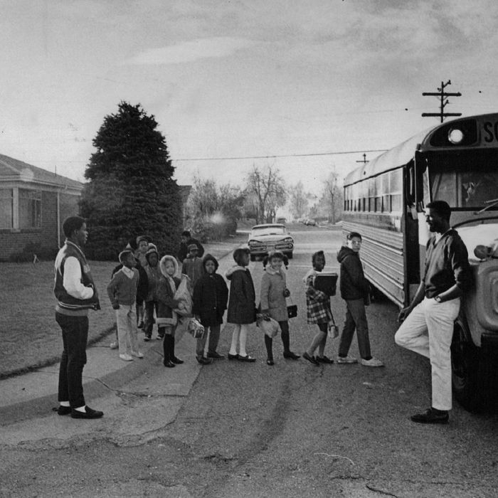 Kamala Harris S Call To Bring Back Busing Is Bold And Risky