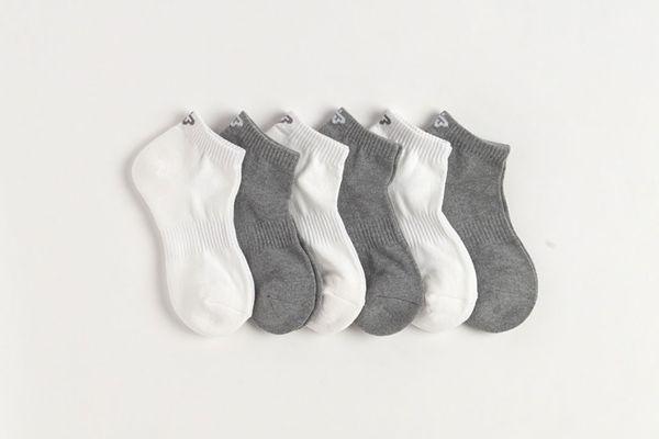 Pact Shorty Socks 6-Pack