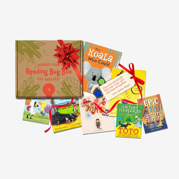 Reading Bug Box Book Monthly Subscription