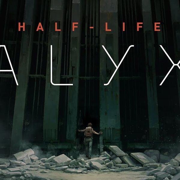 'Half-Life: Alyx'