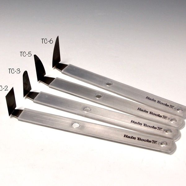 Tungsten Carbide Pottery Trimming Tools