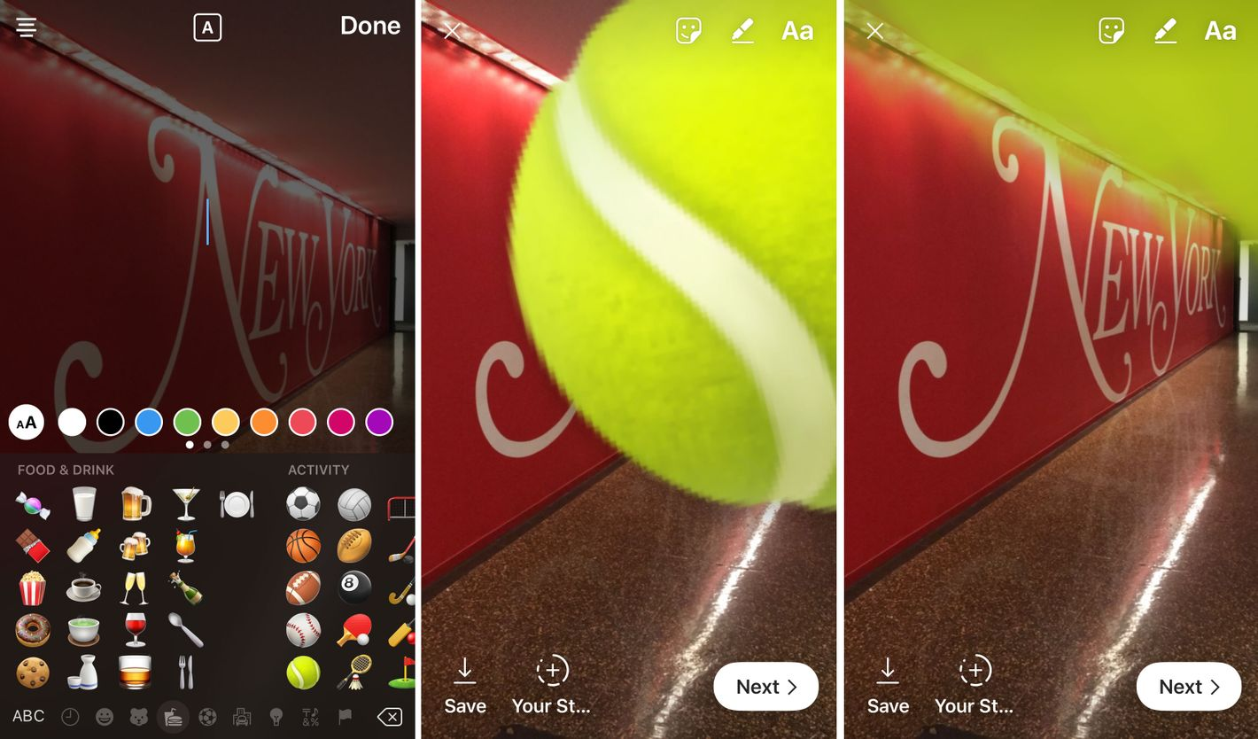 Hidden hacks to make your instagram stories stand out later