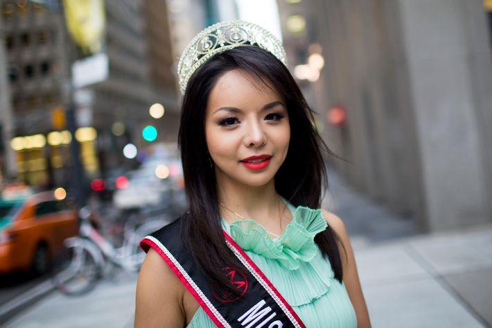 Anastasia Lin.